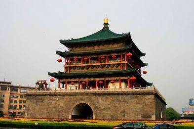 围观天津地标建筑(组图)