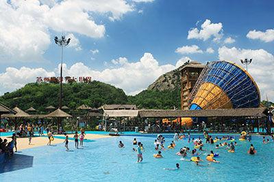 苏州乐园水上世界