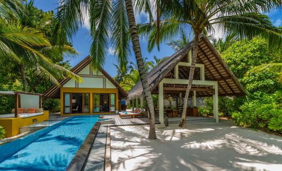 马尔代夫兰达吉拉瓦鲁岛四季度假酒店