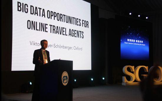 《大数据时代》作者、牛津大学教授维克托・迈尔・舍恩伯格精彩演讲