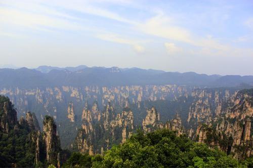 中国十大世界遗产 黄龙风景名胜区