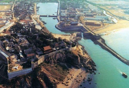 蓬莱水城:国内现存最完整的古代水军基地