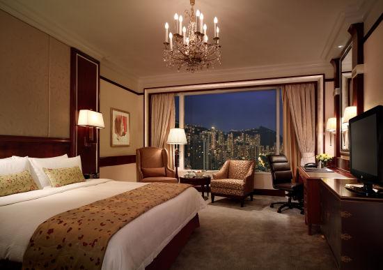 港岛香格里拉大酒店:山与海之间的香港传奇(2)
