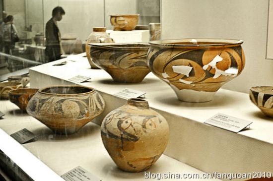 河南博物院展厅 图片来自:宸旭