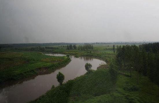 晋国腹地·浍水秋波 via:中国国保