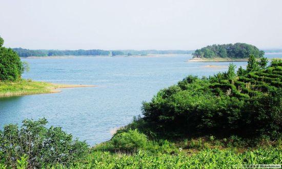 南湾湖(图:来自网络)