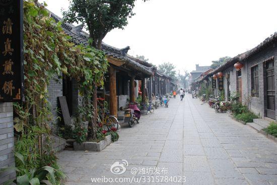 山东青州推出 古城过大年 助推5A景区创建图片