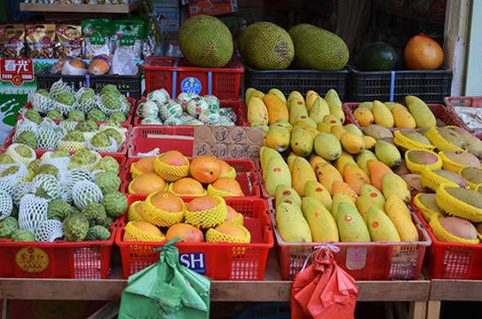 三亚17大热带水果惹人爱 最强购买攻略推荐图片