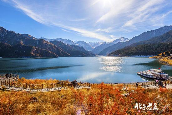 新疆·天山脚下美丽的地方