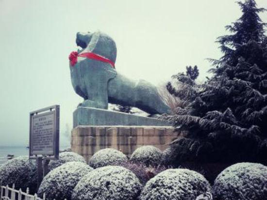 新浪旅游配图:冬日旅顺 摄影:图片来自网络