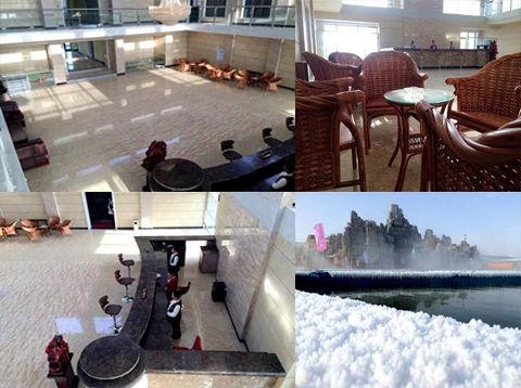 新浪旅游配图:大庆五星温泉旅游度假村 图片来源:网络
