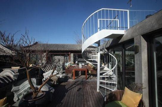 天台房子设计效果图