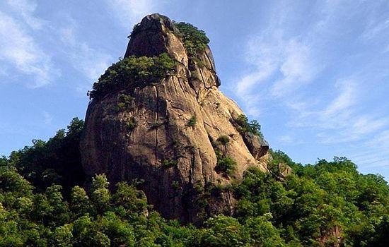 西泰山 图片来自网络图片