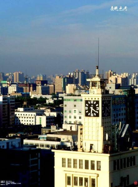 悠远的城市回响―报话大楼