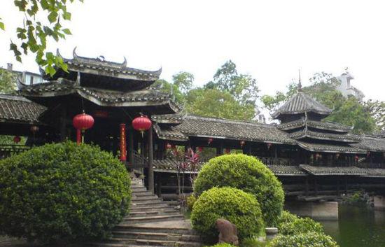 广西壮族自治区博物馆内景色 图:新浪微博/广西壮族自治区博物馆官方微博