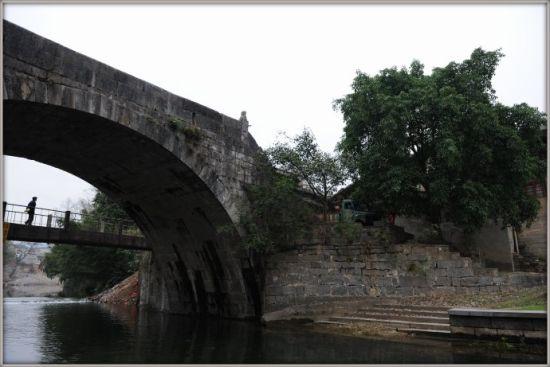 熊村石拱桥 图:新浪博主/一只船漂流