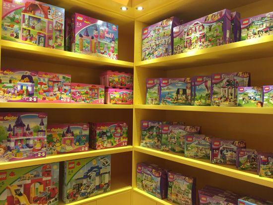 集乐高教育,乐高玩具专卖店