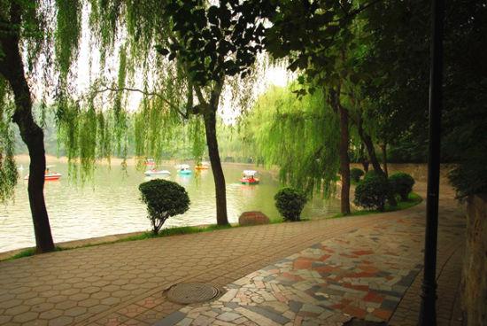 西安市莲湖公园