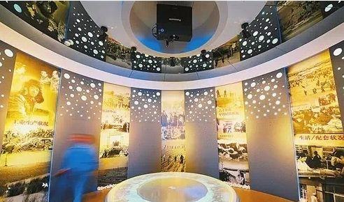 带着孩子走进大庆城市规划展示馆