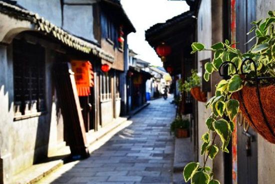 历史文化漫步上海四大美丽古镇