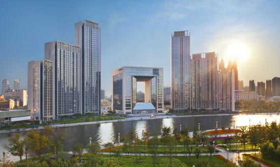 酒店本身也是最具有天津代表性的津门建筑