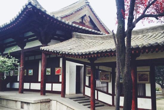 西安各色庙宇道观看这里 青龙寺