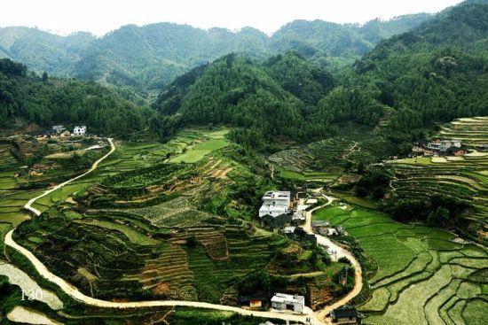梧州白鹤山全景图片