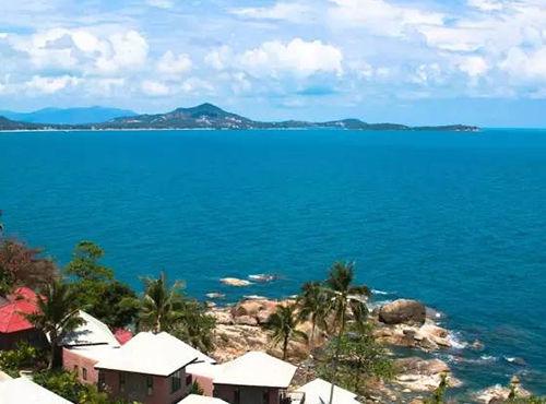 苏梅岛 网络图片
