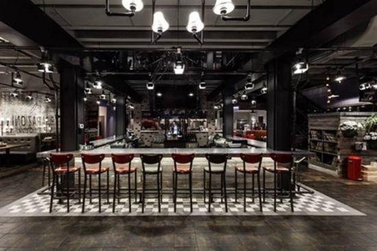 图注:Siena酒吧 来源:芝加哥旅游局