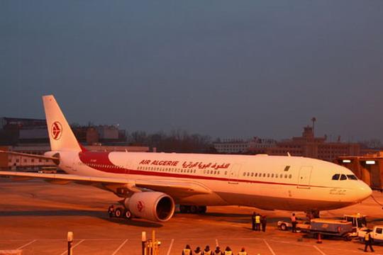 北京首都机场直飞阿尔及尔航线23日正式开通