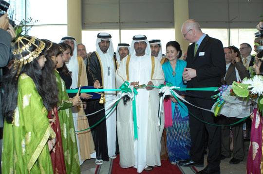 2009年阿拉伯旅游展迪拜展位仍旧保持最大亮点