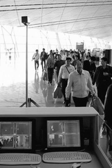 来沪墨西哥航班旅客全部进行入境前卫生检查