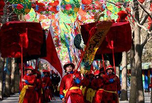 大年大吉大庙会 北京新年庙会游攻略