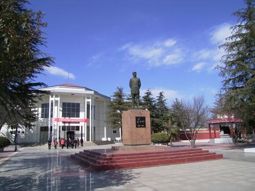 宿州市彭雪枫纪念馆