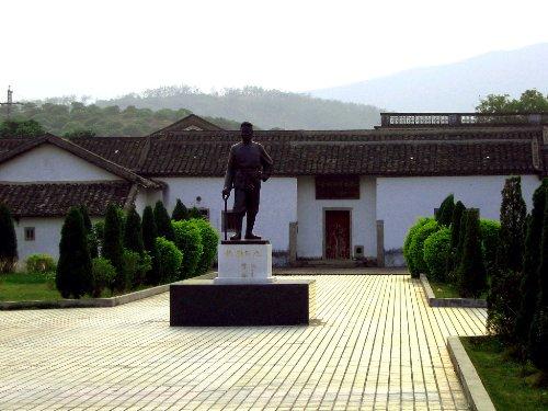 叶挺纪念馆