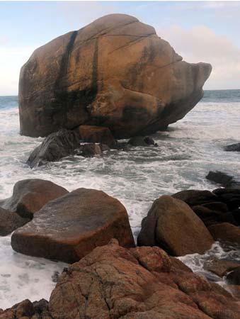 海南三亚最美的处女地:海棠湾(组图)