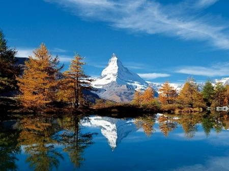 世界九个最美的地方:瑞士(图)