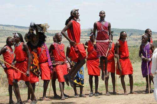肯尼亚马赛人