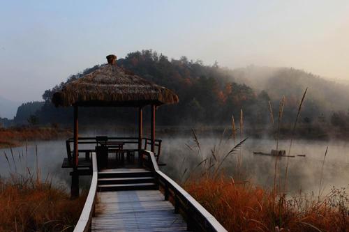 千岛湖:冬日里的温暖自由行(组图)