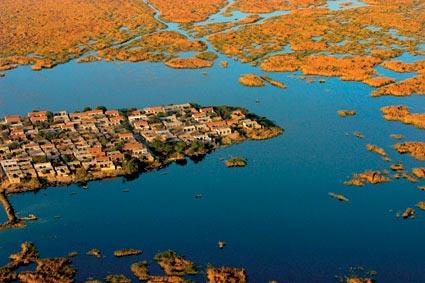 衡水湖国家级自然保护区