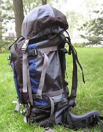 关于户外背包的注意事项(图)