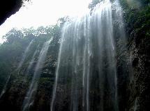 白果树瀑布