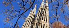 巴塞罗那 见证圣家堂的诞生