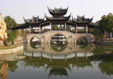 苏州吴江市静思园