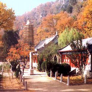 盘山天成寺