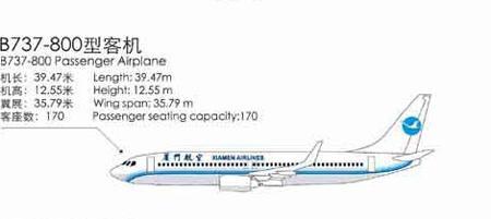 737-800机型图