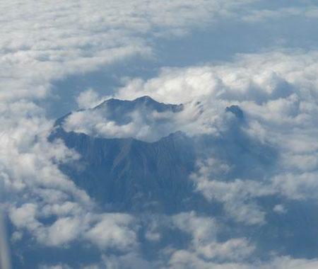 印度尼西亚日惹景点:莫拉比火山