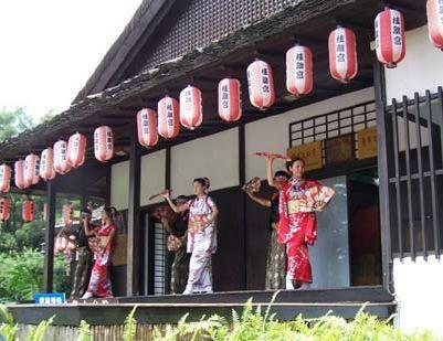 歌舞伎表演