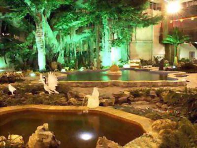 绿得金生态温泉