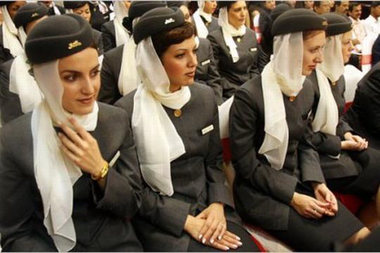 阿拉伯的空姐